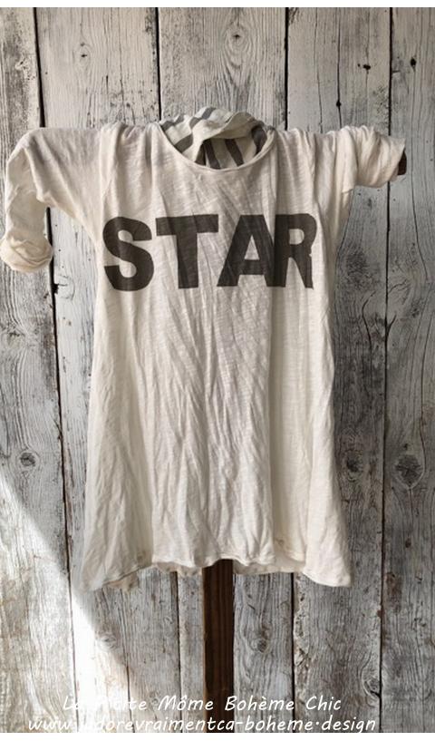 Bold STAR Dylan Tee in True