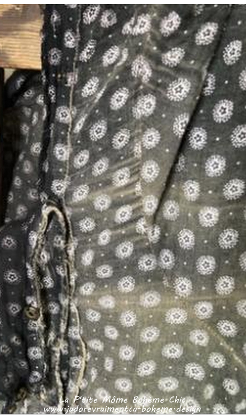 Twill Soraya Robe En Grandmother Fermeture Pressions A Partir De L'épaule