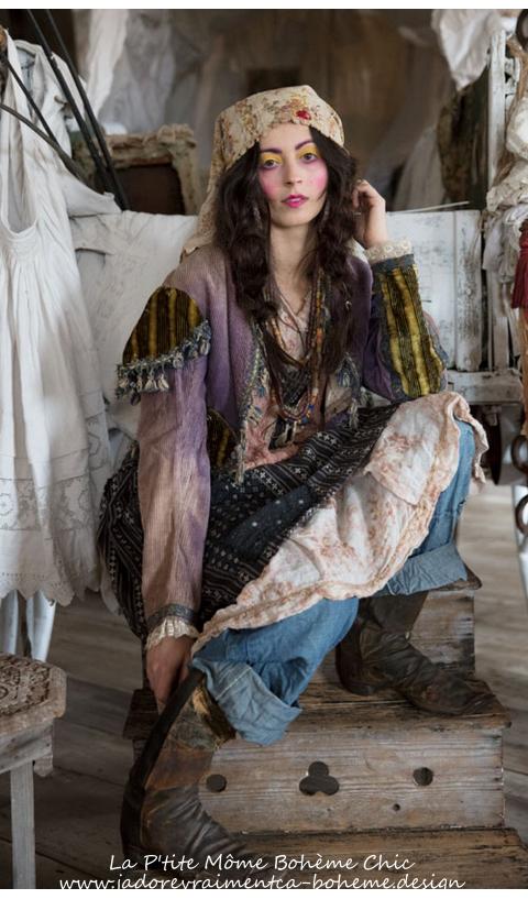 f1c39edd0c9 Cotton Velvet Camille Cropped Jacket with Silk Floral Trim - La P ...