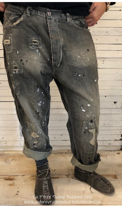 Miner Denim Jeans en Hondo