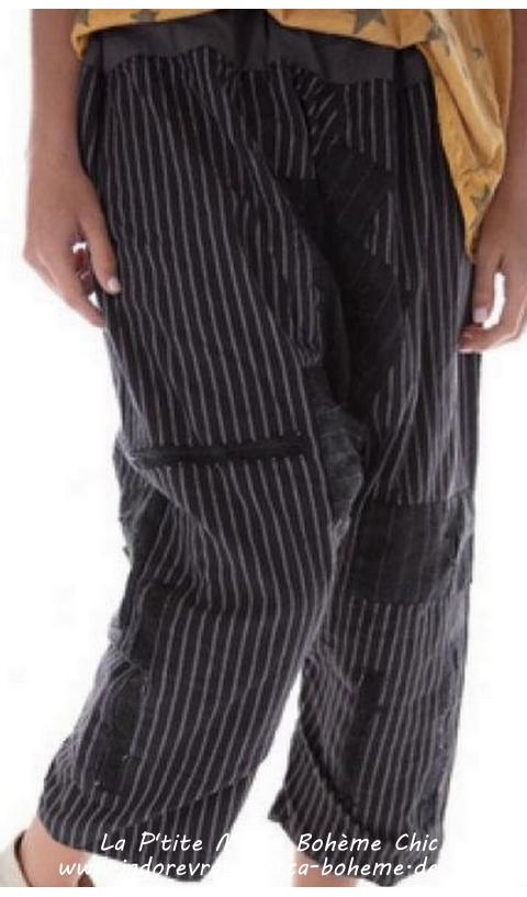 Joon Pongee Pant in Gentleman