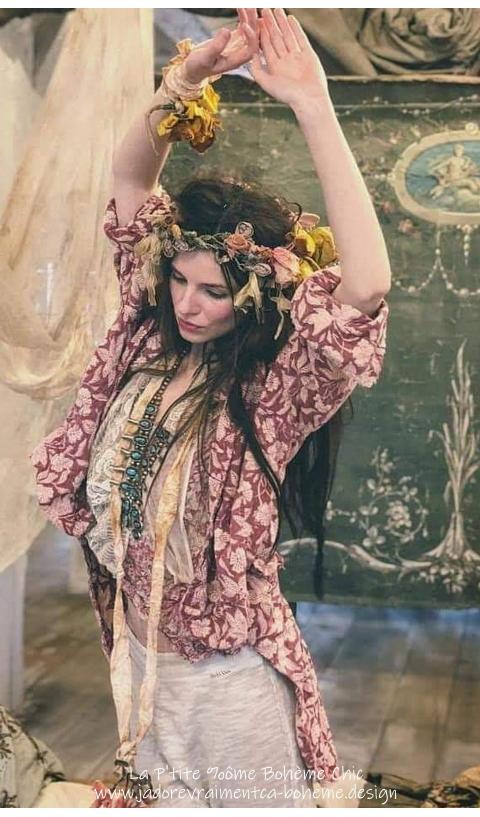 Karolina-Bas Haut En Kaedee Au Dessus du Genou
