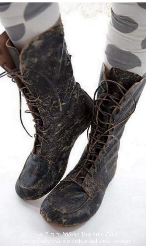 Australian Outback Lace Up Boots All Leather In Hawks