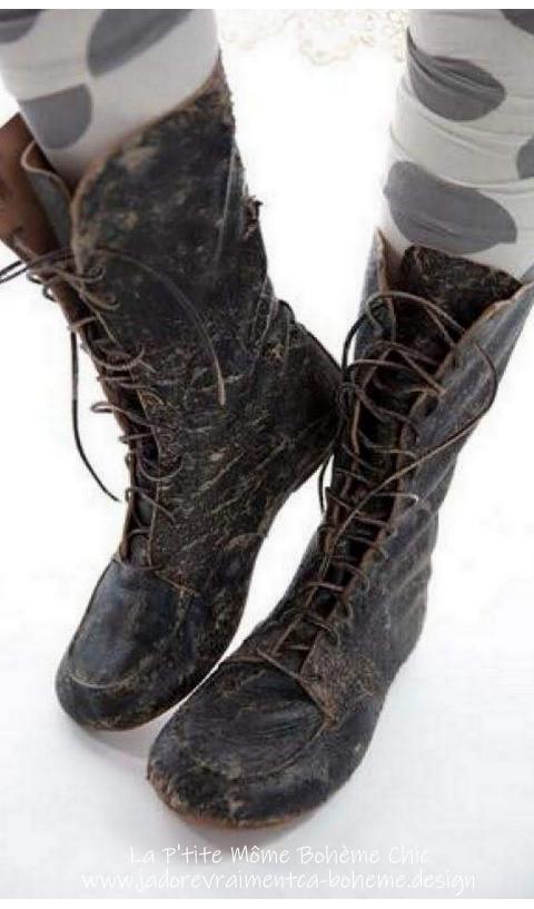 Australian Outback En Hawks Boots Hautes Entièrement En Cuir