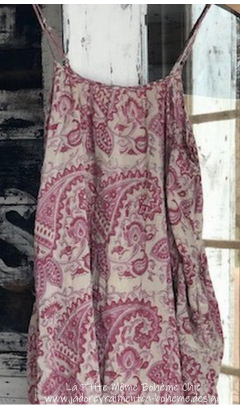 Audrey-Robes En Antje à Fines Bretelles Mon Coups De Coeur