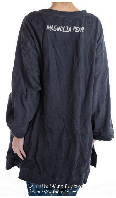 Hi Ho Francis Oversize Pull-Over In Ozzy