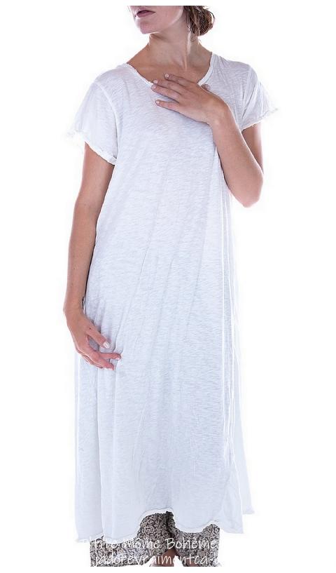 Babydoll Tee Dress