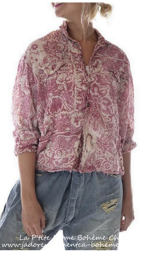 Buffalo Soldier Blouse / Veste en Early American