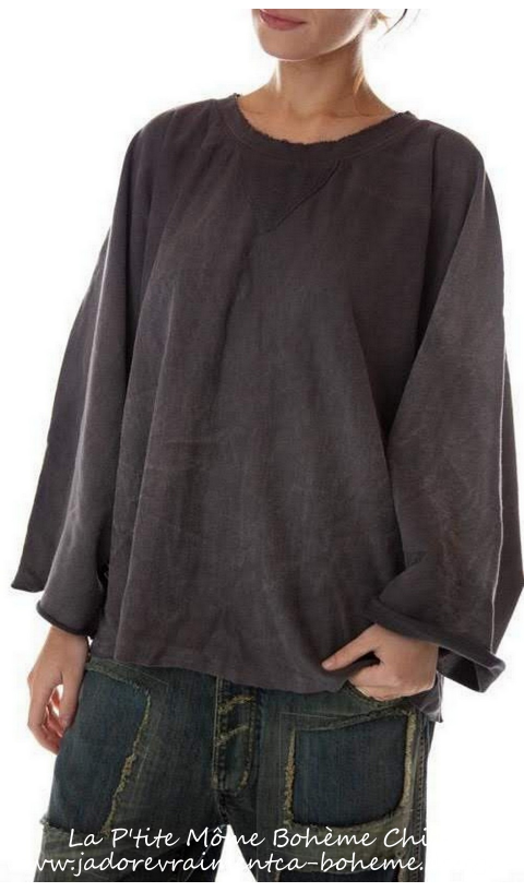 Shilo Sweatshirt en Ozzy Uni facile à mettre
