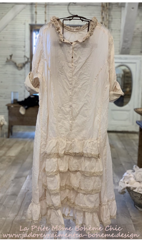 Queen Nellie Dress A Embroidered Master Piece