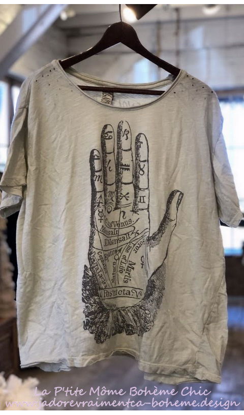 Palmistry T In Moonlight New Boyfriend Cut