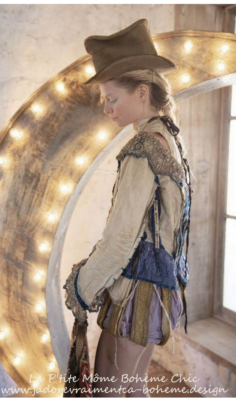 Sturla Vest with Embroidered Trim Details, Tattered Lace
