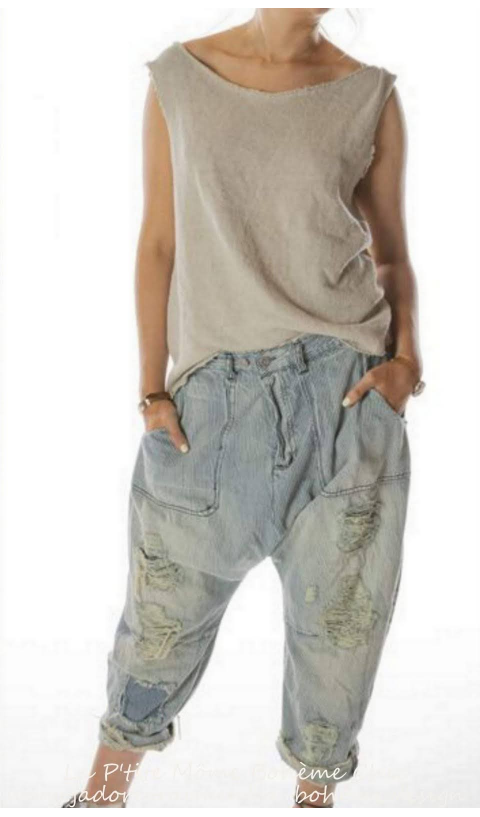 Army Denim Pant In Railroad...Looooove This Pants