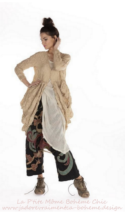 Tussar Une Merveilleuse Robe/Tunique En Soie