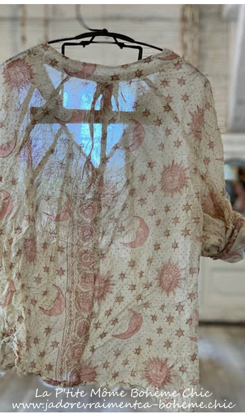Naadja blouse En soleil