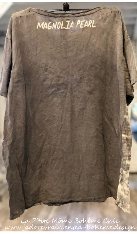 SHROUD of TURIN T-Shirt In Ozzy  Boyfriend Cut