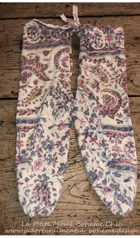 Chaussettes En Tika Nouveau Modèle