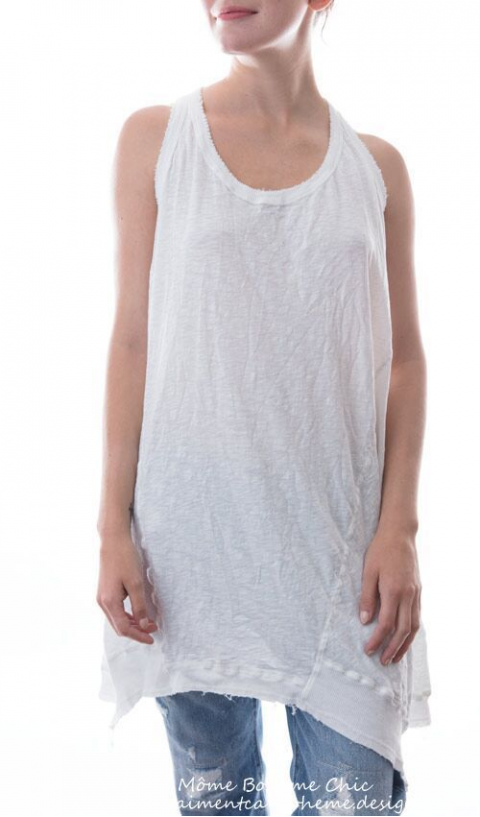 Paz-A-Line Tank In True....so easy to wear