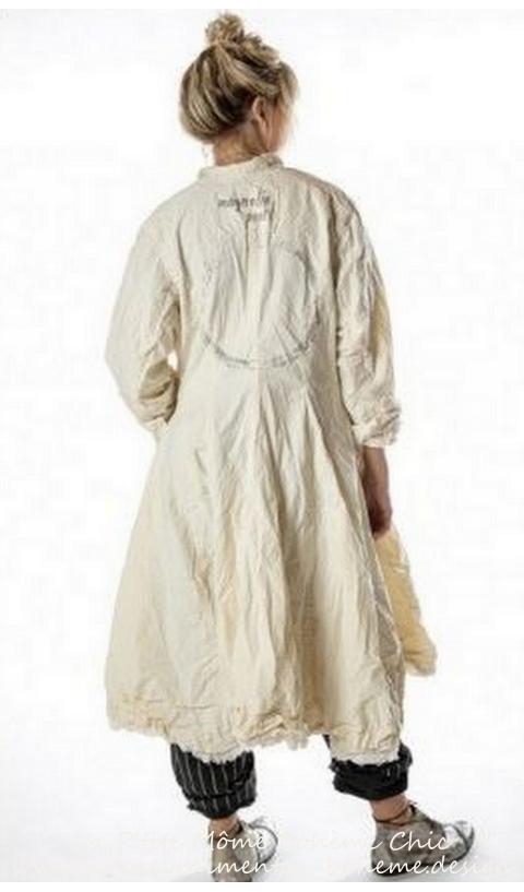 Eternity Adorable Coat In Moonlight Reversible