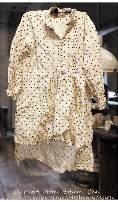 Cordelia Night Shirt En Popeline Une Merveille