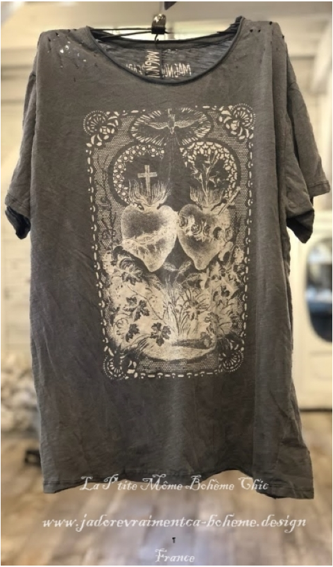 Alliance Of The Hearts T Top In Ozzy New Boyfriend Cut