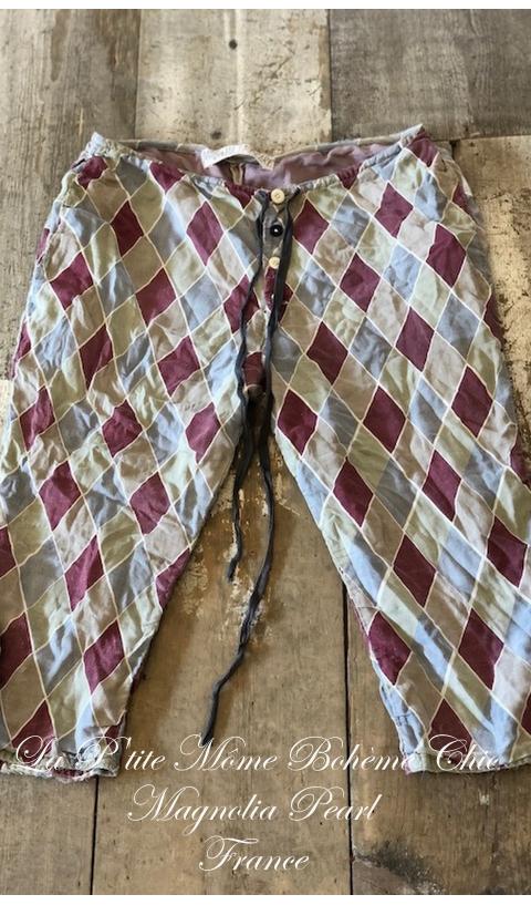PITRE suit Pants In Claret