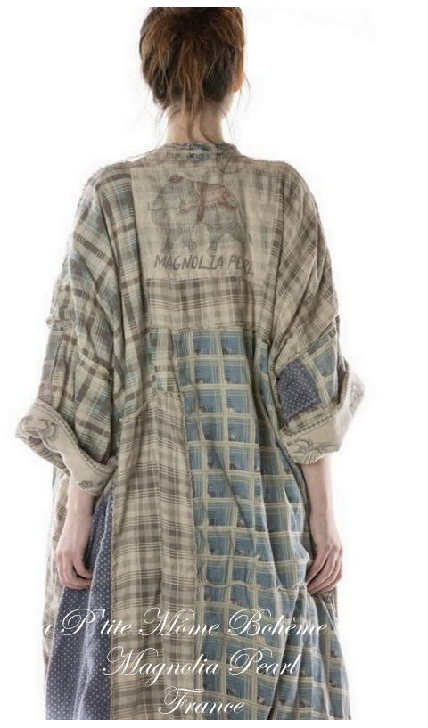 Holland Kimono with Fading In Whistler
