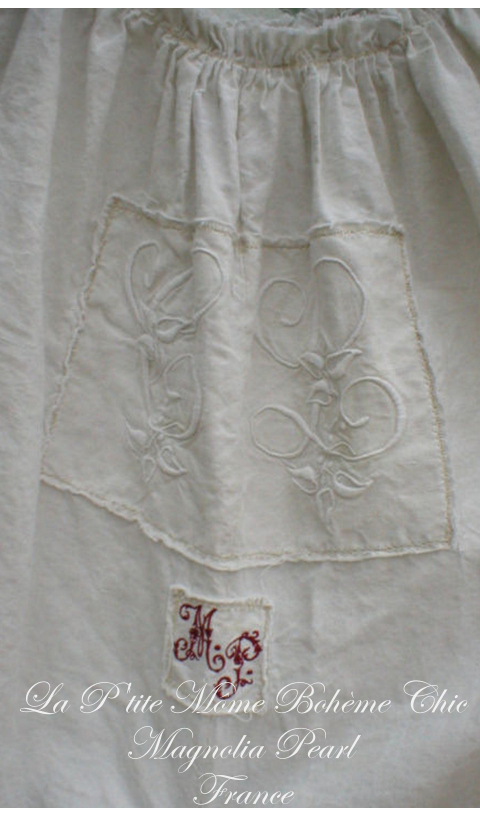 OAK Plantation Embroided Dress Collector from Magnolia Pearl