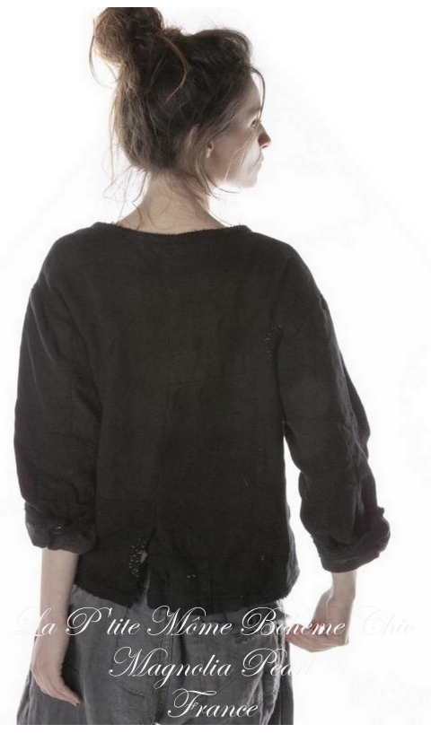 Sturla Jacket With Patching In Midnight