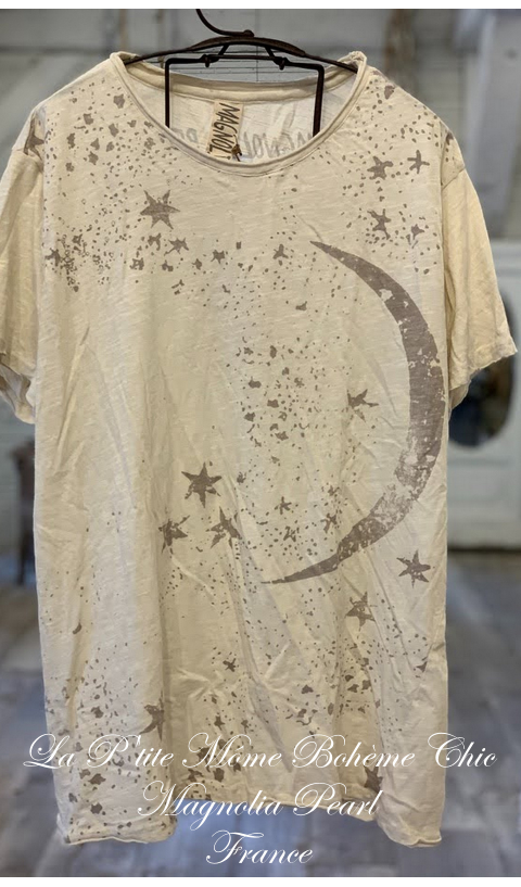 Galaxy Dust T Top In Moonlight New Boyfriend Cut