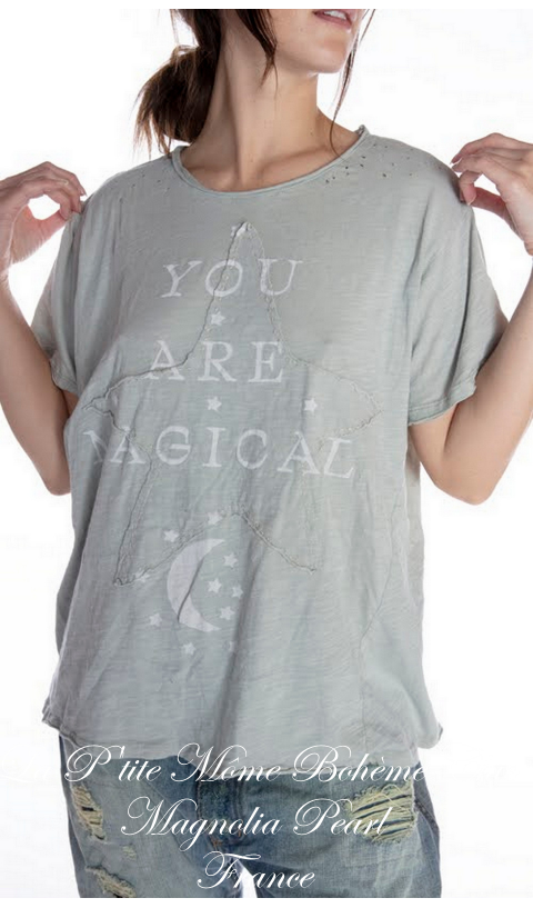 You are Magical Tee In Dove
