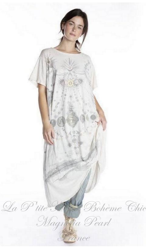 magic love T-Dress