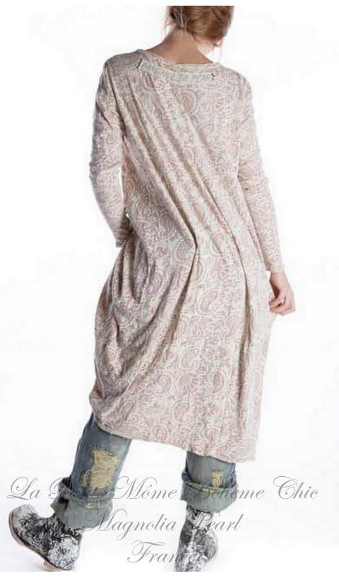 Bali Dylan T Dress Durga Hand Block Print