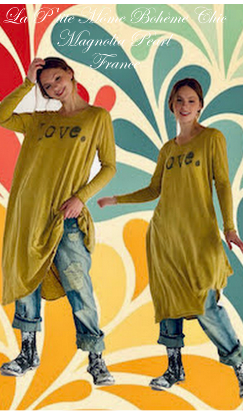 Love Dylan T Dress En Marigold Hand Block Print