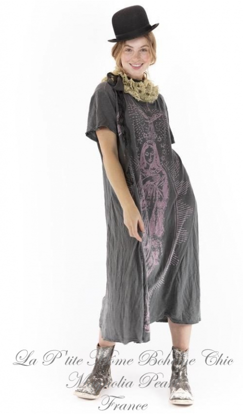 Mary Prosperity Robe En Adore, Coupe Boyfriend