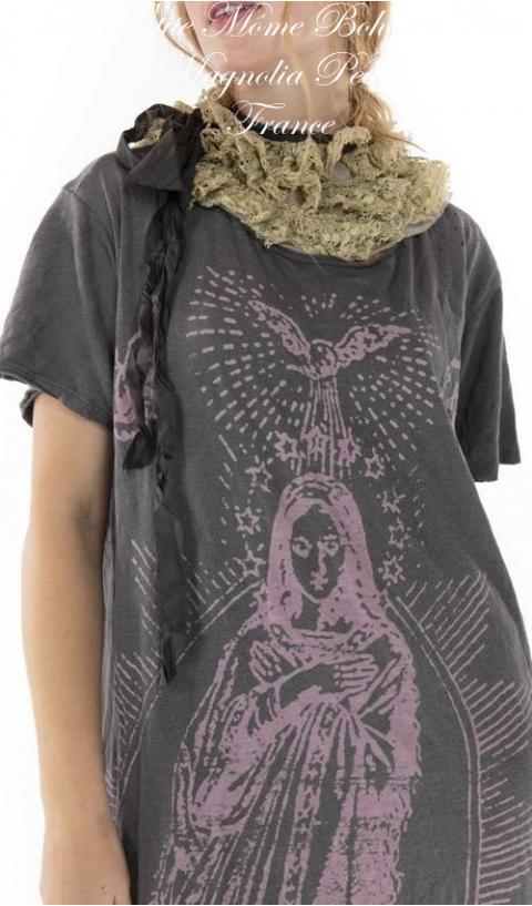 Mary Prosperity Tee Dress in Adore