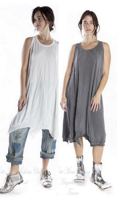 New Paz-A-Line Tank In True Or Ozzy....so easy to wear