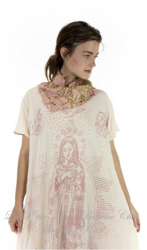Mary Prosperity Tee Dress in Moonlight