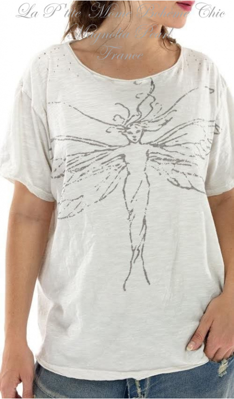 Queen of The Dragonfly Fairies T in Moonlight