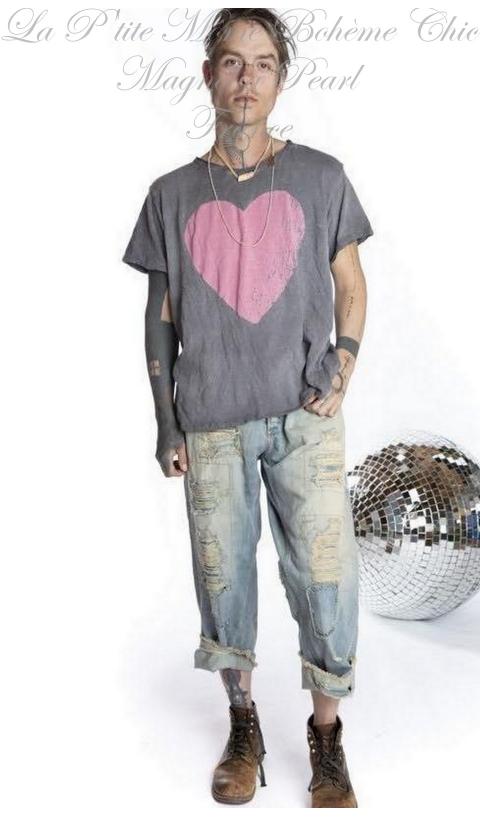 Season Of Love T, Boyfriend Cut in Ozzy