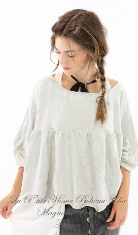 Terry Oversized Bonnie Oversized Sweater In Woodland