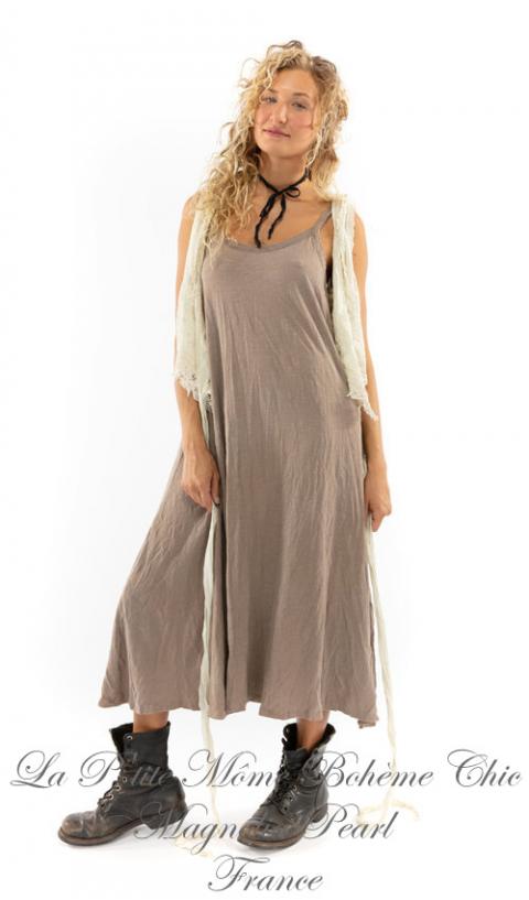 Lana Robe Tee S Manches En Clay,un Super Basic Pour Le Dressing