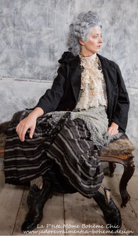 Mary Frances Skirt Victorian