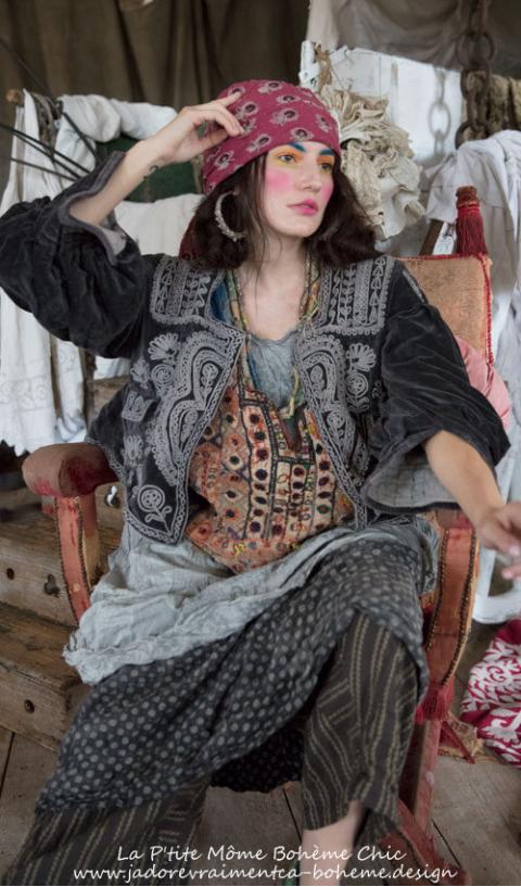 Hudson Smock est une robe ou redingote à souhait