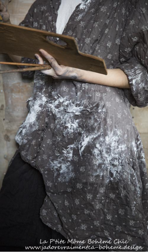 Robe Nella Une Robe Chemise