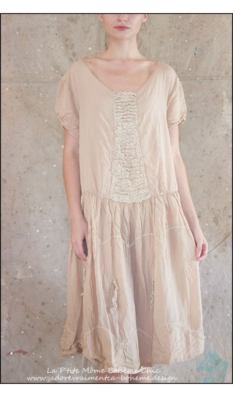 Loren Dress With Lace