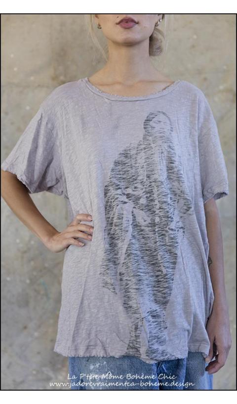 Quanah Parker-Tee-shirt*Coupe Boyfriend*