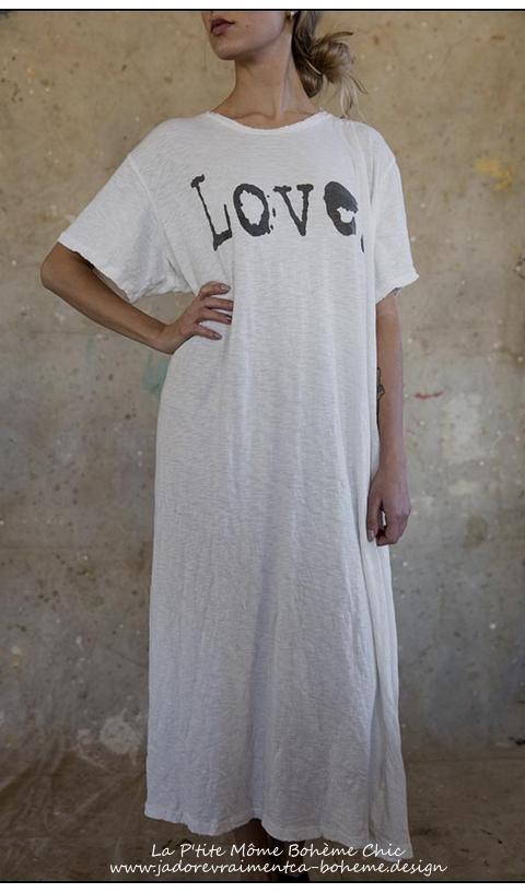 Love Babydoll T Dress