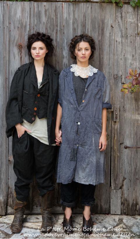 Holmes...Gilet en laine & coton...Adorable