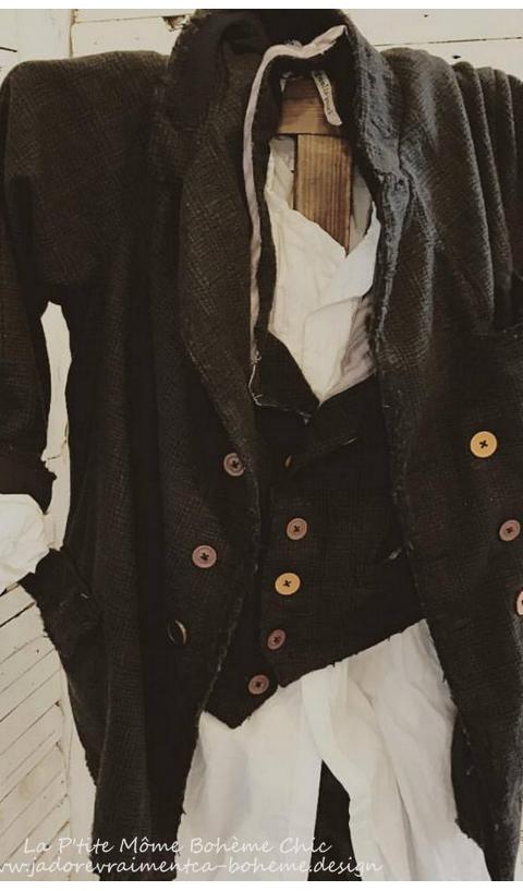 Holmes...Adorable Veste